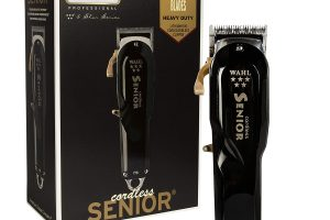 Wahl Senior Cordless Review – Powerful, Heavy-Duty Clippers